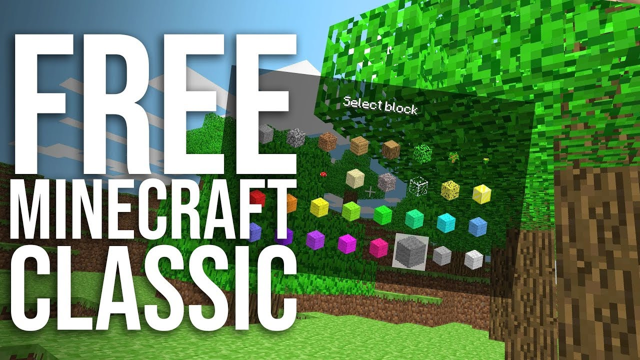 How to Play Free Minecraft Classic Edition