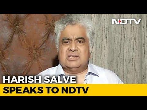 Harish Salve Explains