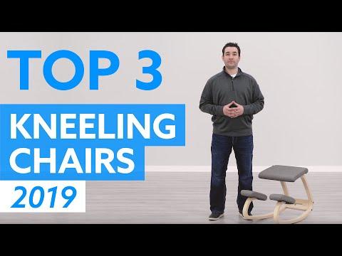 Top 3 Ergonomic Kneeling Chairs For 2019