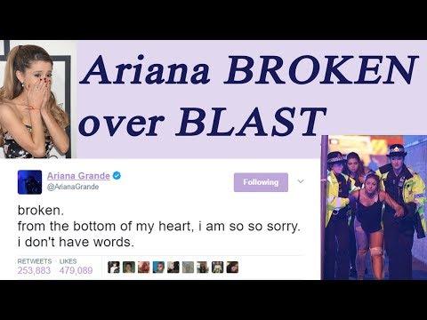 Ariana Grande Concert: Singer is BROKEN over Manchester Arena Blast | FilmiBeat