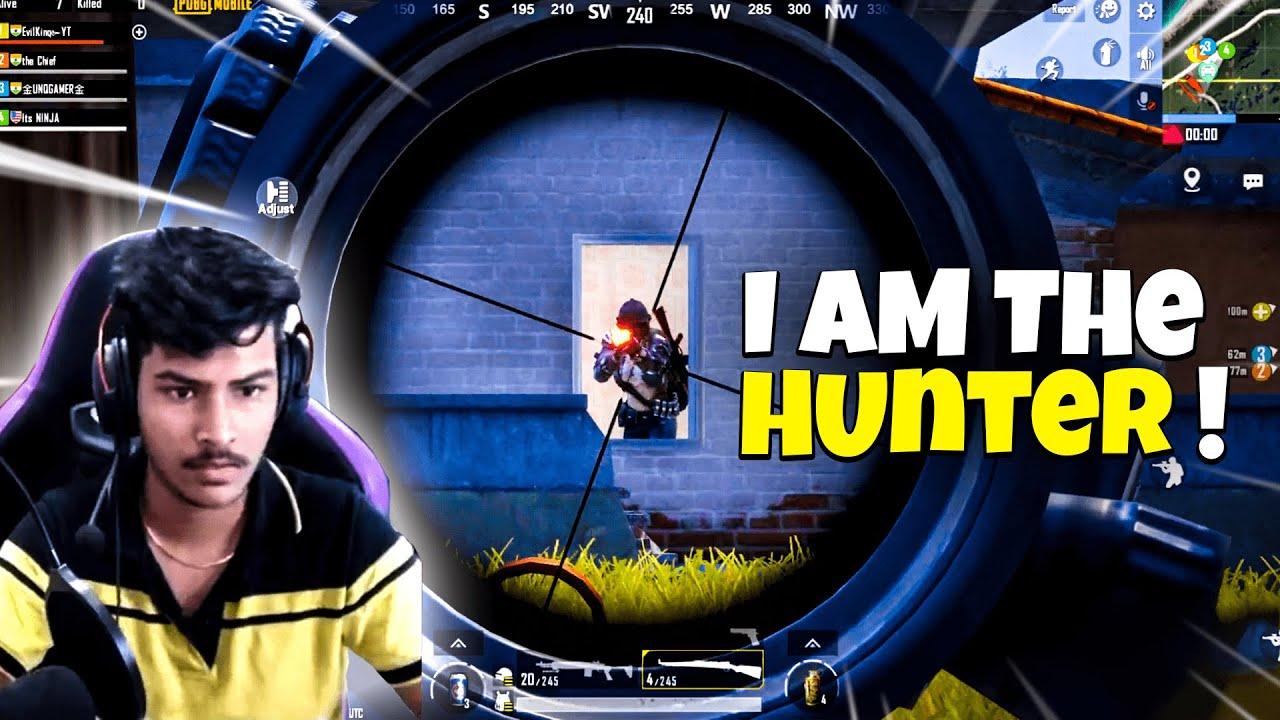 I am the Hunterrr   BGMI Highlights Its Ninja   Live Streams in Facebook