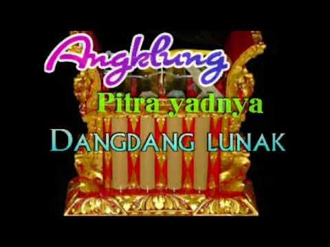 Angklung Bali Pitra yadnya,Dangdang lunak
