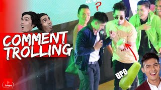 """Pranking Robi Domingo"" 