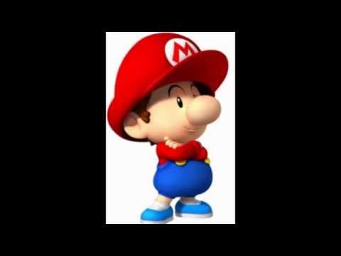 Mario bros personajes de bebes youtube - Bebe mario et bebe luigi ...
