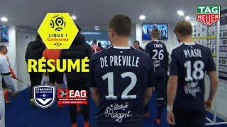 Girondins de Bordeaux - EA Guingamp ( 0-0 ) - Résumé - (GdB - EAG) / 2018-19