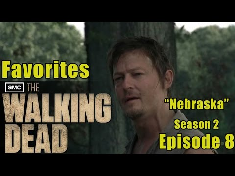 "The Walking Dead Favorites - S2E08 ""Nebraska"""