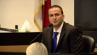 Christopher Vasata Trial Day 1 Officers Jurac, Christopher Fandrey Vincent Marinucci
