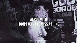 Aerosmith - I don't want to miss a thing - Traducida al espa…