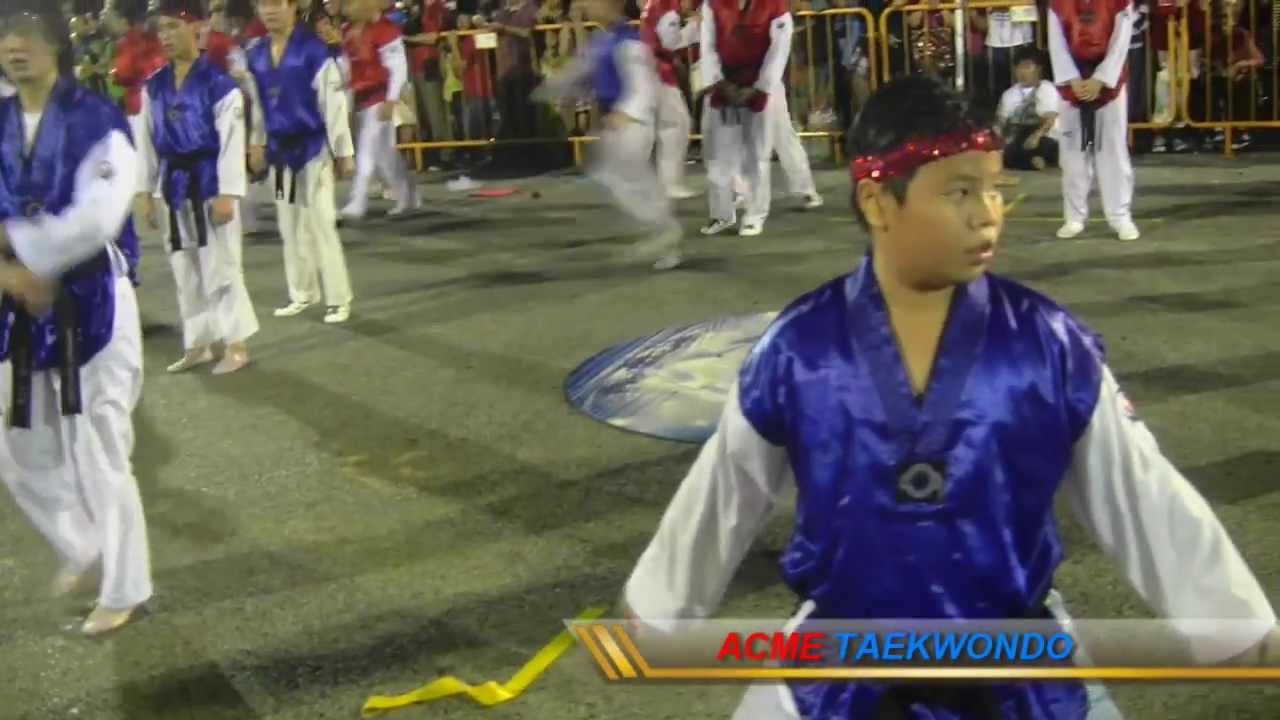 Chingay Parade 2012 (Demo)