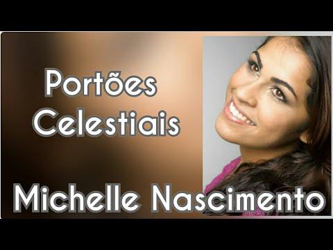 Portões Celestiais - Michelle Nascimento (PLAY BACK & LEGENDADO)