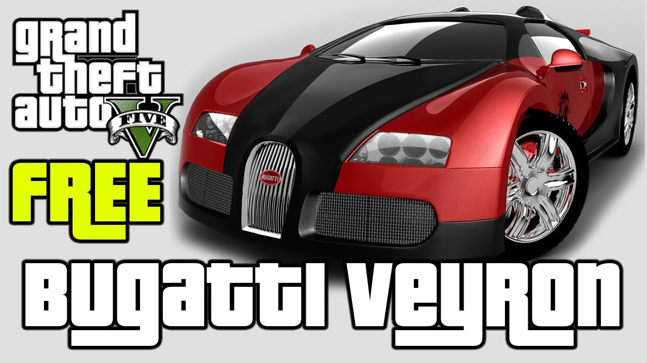 gta v how to get bugatti veyron adder for free fastest. Black Bedroom Furniture Sets. Home Design Ideas
