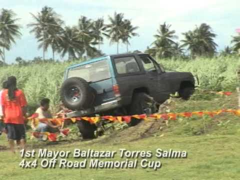 MAYOR BALTAZAR SALMA MEMORIAL CUP 4X4 OFFROAD TANJAY CITY 4
