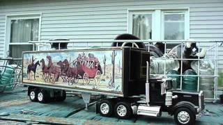 Snowman's truck - 1:32 scale