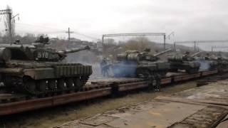 танки в Купянске Харьковской области(, 2014-03-19T06:29:14.000Z)