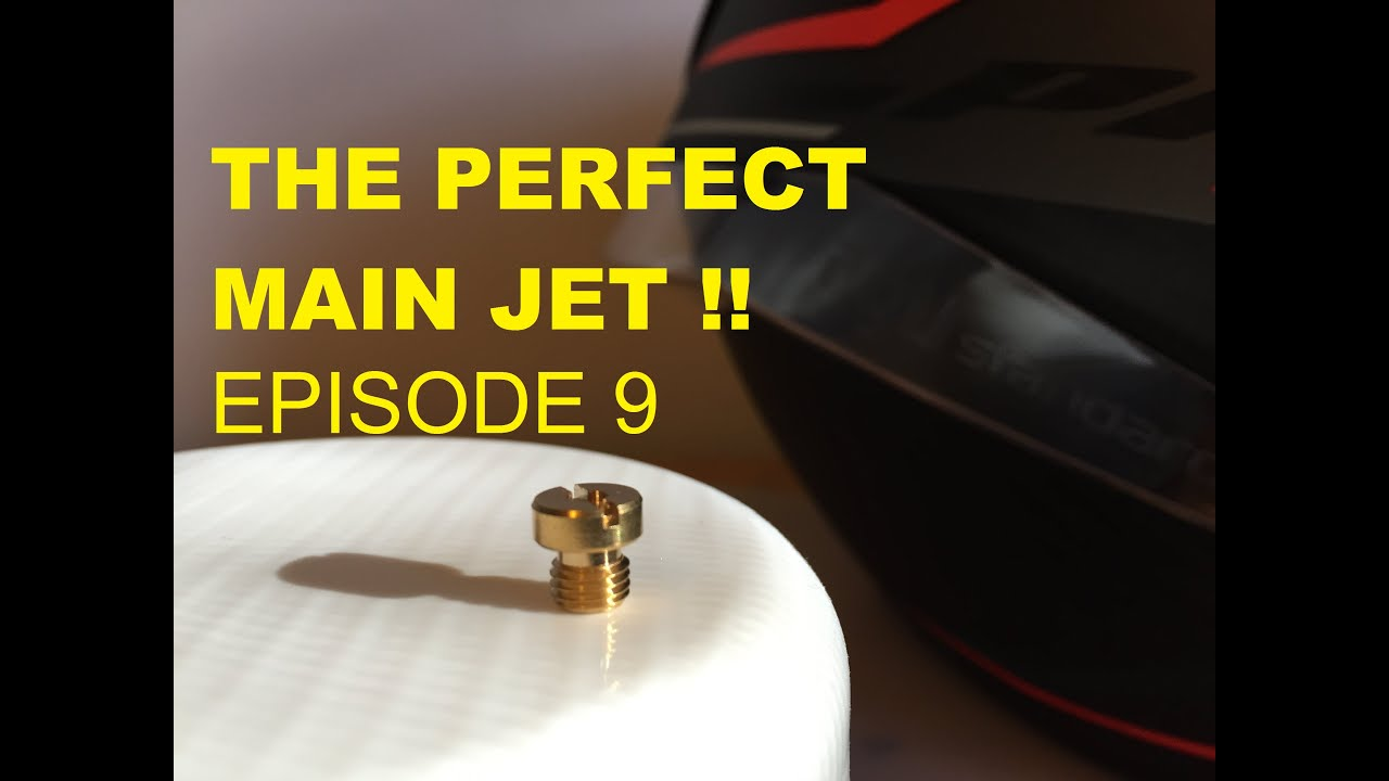 BEST JET FOR YOUR CARB ( FASTER SCOOTER - EPISODE 9 )