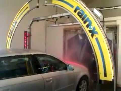 Quad Through Car Wash
