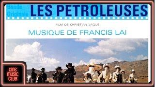 """Francis Lai - La chevauchée corse  (de """"Les Pétroleuses"""")"""