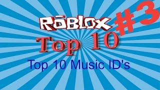 ROBLOX top 5 dubstep ID's #3