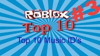 ROBLOX top 5 dubstep ID's #3