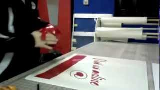 """Constructing an 18""""x24"""" Corrugated Plastic Sign"""
