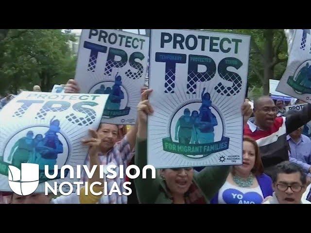 Organizaciones que apoyan el TPS se preparan para la cumbre que se realizará en Washington