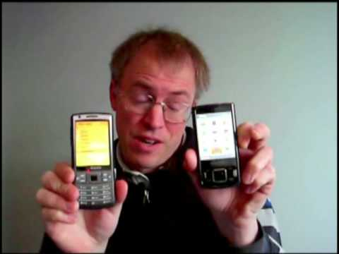 The Phones Show 70 (Nokia N97, Sony Ericsson Xperia X1)