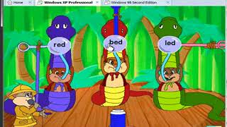 Reader Rabbit: Learn to Read with Phonics Part 8: Fill In the …