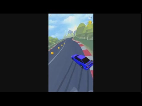 Thumb Drift - Furious Racing (by SMG Studio) - racing game for android - gameplay.