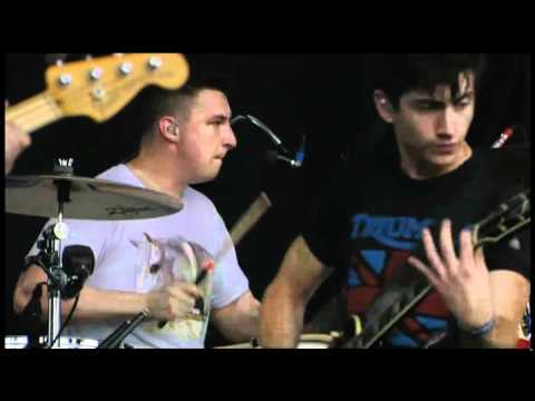 Arctic Monkeys - Lollapalooza 2011 (Full show)