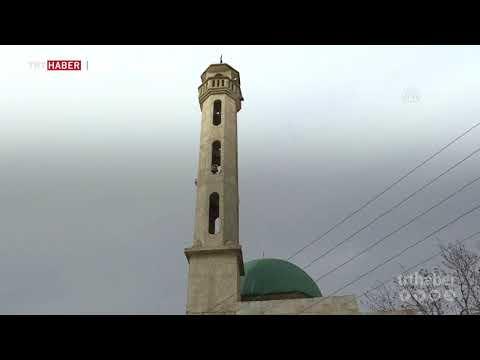 Afrin'de binalara tek bir kurşun dahi atılmadı