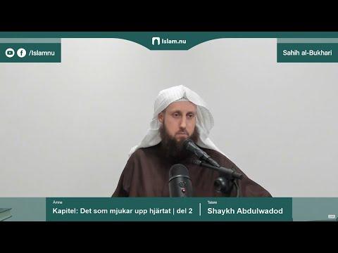 Sahih al-Bukhari | Kapitlet: Det som mjukar upp hjärtat | del 2