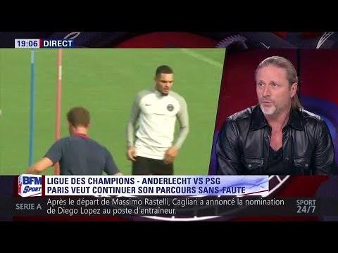 """Petit : """" J'attends plus du Paris Saint-Germain ce qu'ils ont fait en Champions League """""""