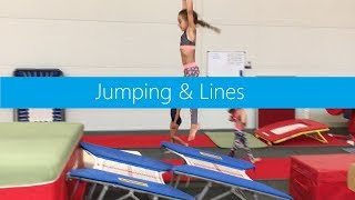 Jumping & lines » Trampolines & Fun!