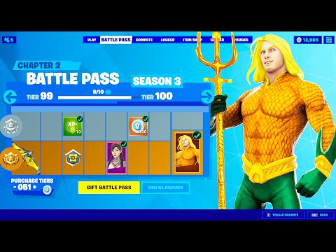 I Found Fornite Season 3 Battle Pass On YOUTUBE!?
