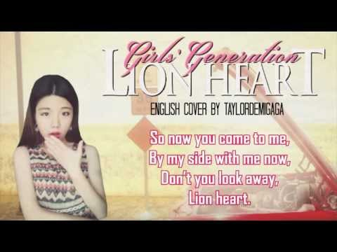 GIRLS' GENERATION (소녀시대) - Lion Heart | English Cover by JANNY