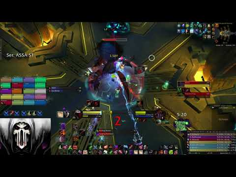 Madve - World Rank 1 DPS - MYTHIC Mother [ULDIR] - 8 1 SUBTLETY