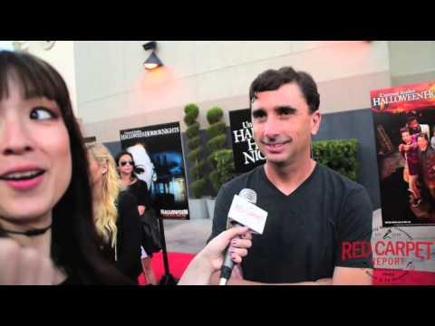 Anthony C Ferrante at the Premiere of Halloween Horror Nights at Universal Studios #UniversalHHN