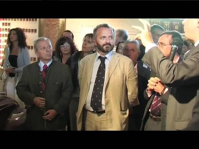 Inaugurazione del Museo del Pomodoro