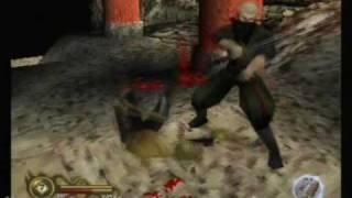 Tenchu 2: Birth of the Stealth Assassins Stealth Kills
