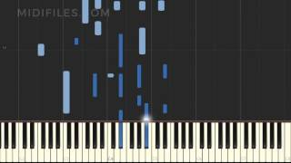 "How to play ""Too Young"" by Nat King Cole on your piano ?"