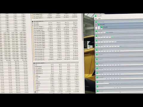 XSPC Threadripper block thermal testing cooling 1950x @ 4ghz