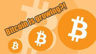 BITCOIN IS GROWING?! | WHY SO EARLY?