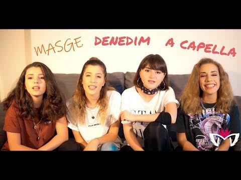 MASGE - DENEDİM A CAPELLA (Tepki Cover)