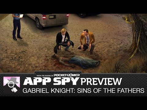 HE SAID WHAT?!?! | Gabriel Knight: Sins Of The Fathers 20th Anniversary Edition Preview