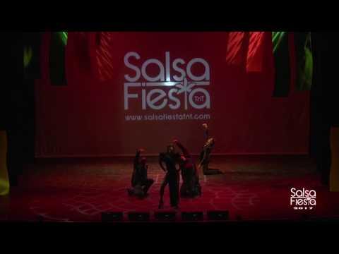 Tango Passion at Salsa FIesta TnT 2017