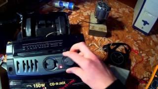 быстрый ремонт регулятора громкости.  Audio potentiometer fast recovery