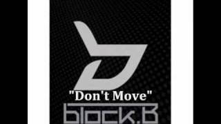 [MP3 DOWNLOAD] Block B- 그대로 멈춰라! (Don