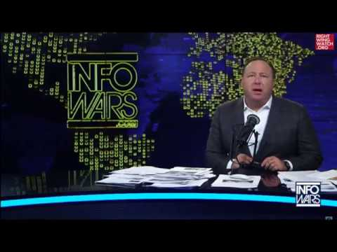 RWW News: Alex Jones: Artist Painted Sperm On Obama As Part Of Globalist Plot