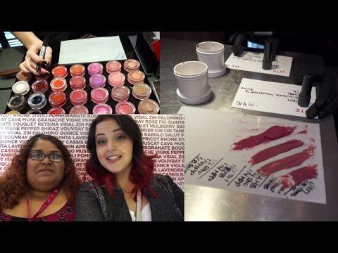 Bite Beauty Lab! Making Custom Lipstick with @YeseniaCuevas!