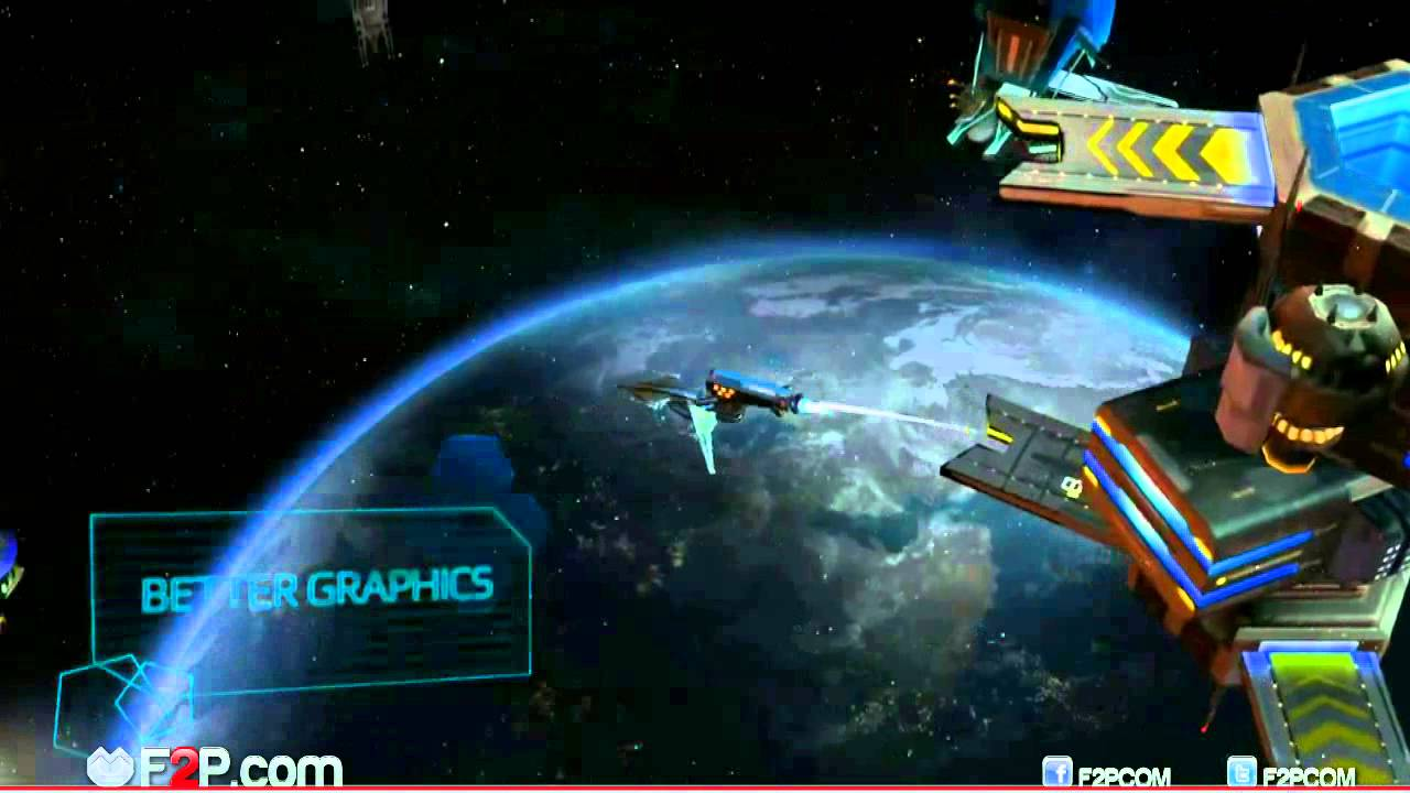 DarkOrbit jogo MMO gratuito